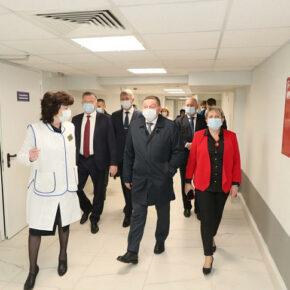 На юге Волгограда будет возведен современный комплекс скорой медицинской помощи