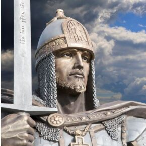Небесный покровитель Волгограда