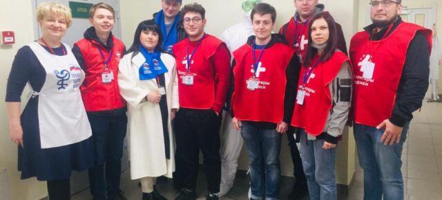 Гимн волонтеров-медиков! Всероссийский проект Добровсело 2021