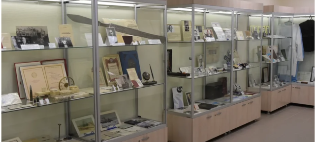 Экспозиция «История здравоохранения Волгоградской области»