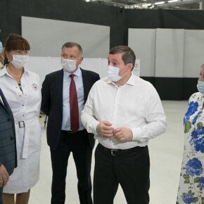 В регионе расширяются возможности для вакцинации от СOVID-19