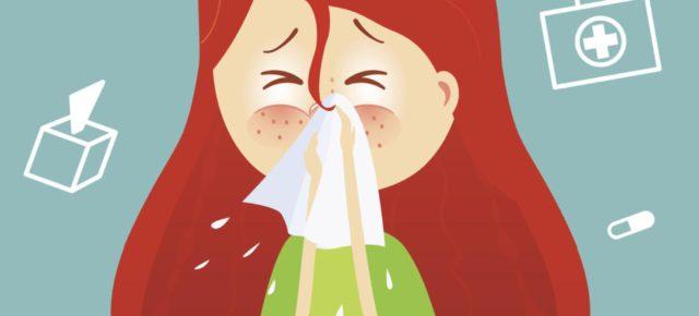 Информационный материал по профилактике сезонных гриппа и ОРВИ